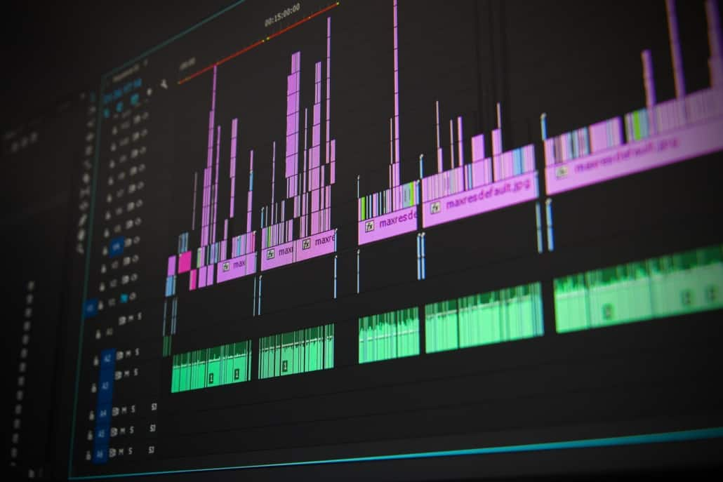 color grading Bearbeitung